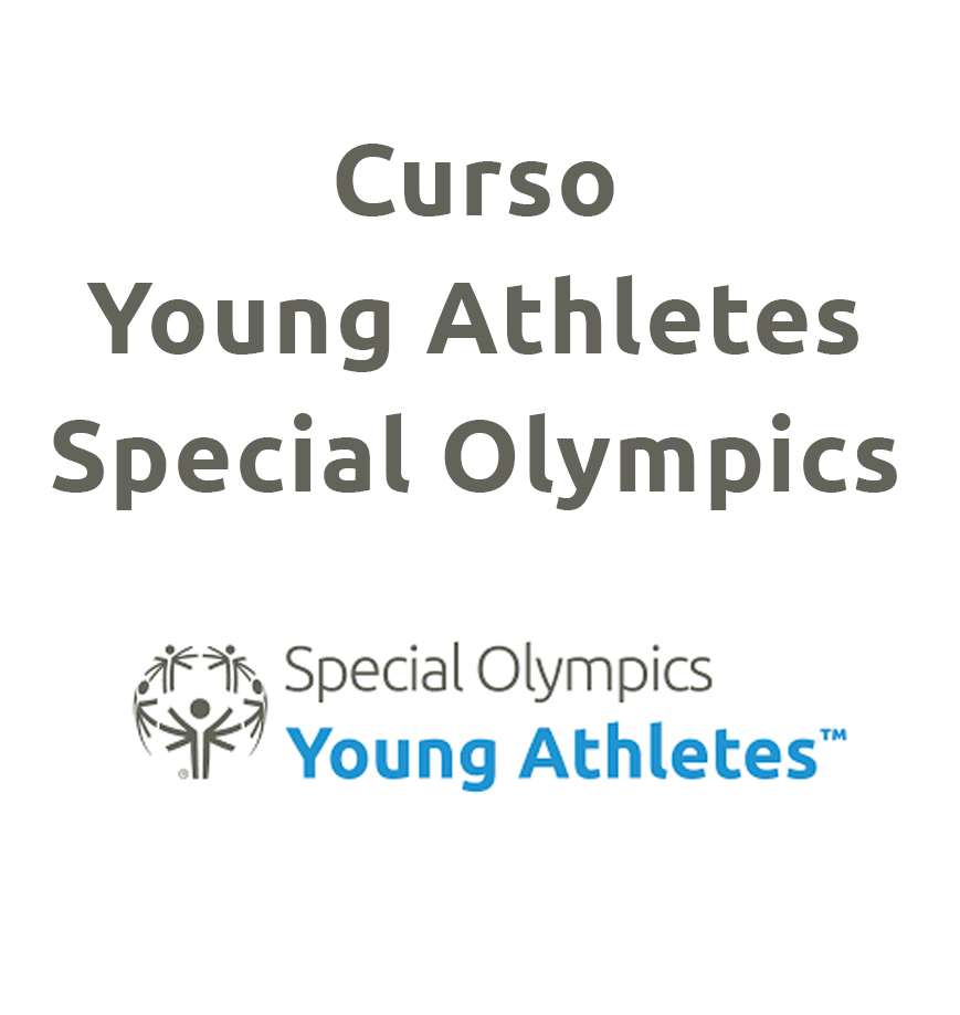 Curso Young Athletes Special Olympics