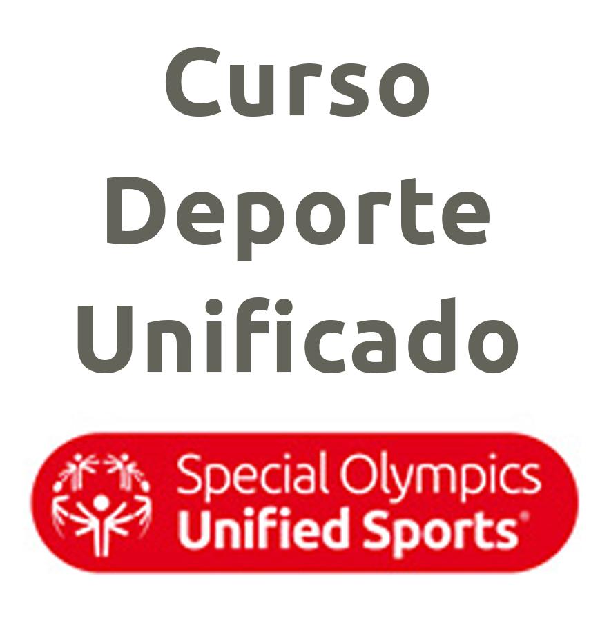 Curso Deporte Unificado Special Olympics